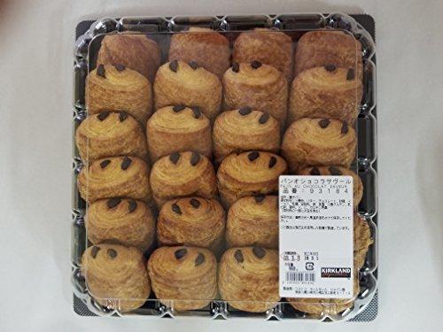 コストコベーカリーCostco Bakery (コストコパ ン オショコラザヴール24個入りMini Pain au Chocolat 24p)