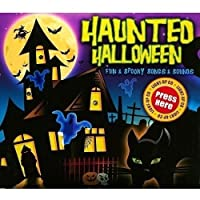 The Quality Kids - Haunted Halloween / Fun & Spooky Songs & Sounds (1 CD)