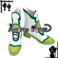 ●●サイズ選択可●●男性27CM MJR1648 コスプレ靴 ブーツ 蒼き鋼のアルペジオ イ402