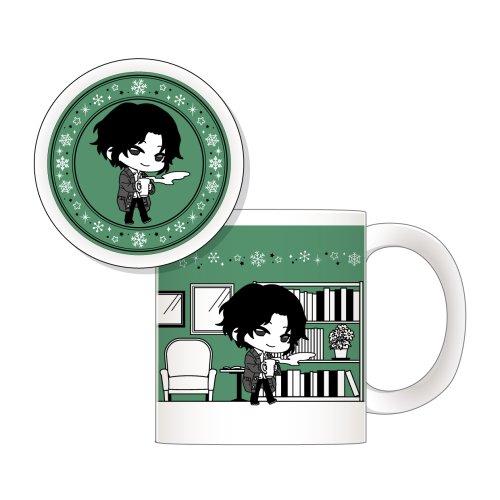 新テニスの王子様-Winter Collection- マグカップ 幸村精市