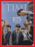 TIME ASIA【米国版】BTS 防弾少年団 10月号(2018) +ストラップ(メンバー指定可)+ ポスター(BTS) + フォトカード(BTS)【4点セット】