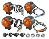 キタコ(KITACO) ワレンズミニウインカーキット オレンジ XR50モタード等 830-1134900