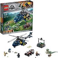 レゴ(LEGO)ジュラシック・ワールド ブルーのヘリコプター追跡 75928