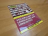学問別重要英単語:外国語・言語学 (CORPUSーDRIVEN VOCABULARY 南雲堂学問)
