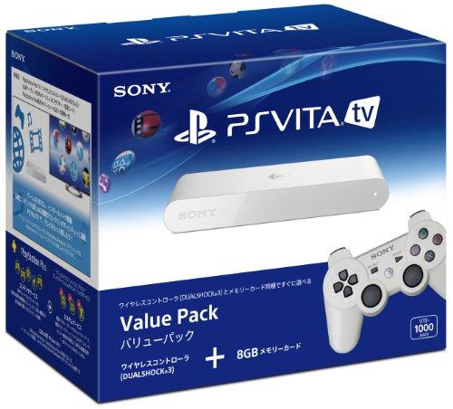 PlayStation Vita TV Value Pack...
