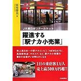 躍進する『駅ナカ小売業』―JR東日本リテールネット
