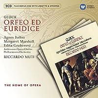 Orfeo Ed Euridice by BALTSA / MARSHALL / PHILHARMONIA ORCH / MUTI (2011-04-05)