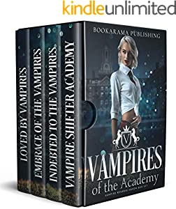 Vampires of the Academy (English Edition)