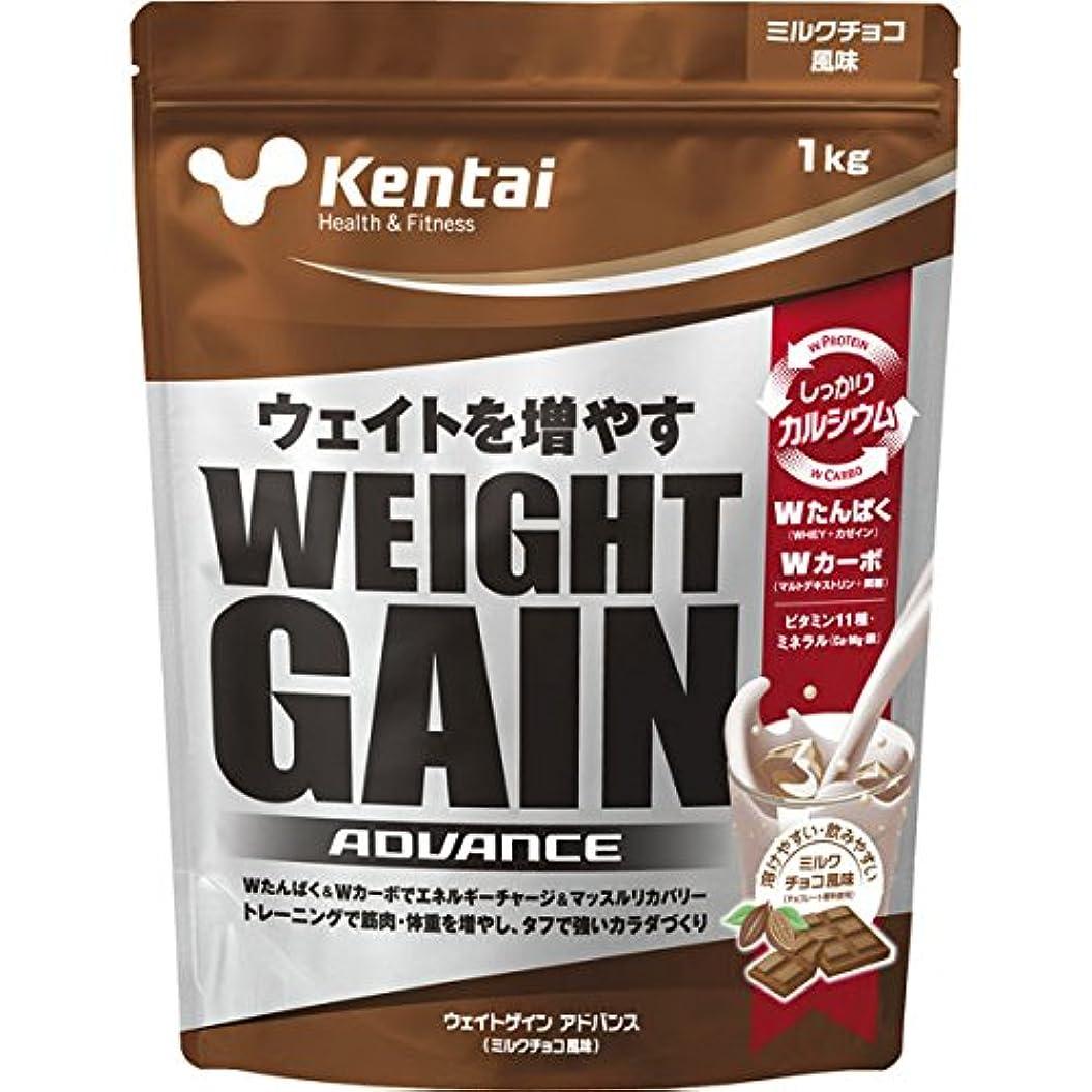 反映する静脈操作Kentai(ケンタイ) ウェイトゲインアドバンス ミルクチョコ風味 K3220