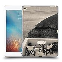 オフィシャル Haroulita ロマンティック サントリーニ ブラック&ホワイト ハードバックケース iPad Pro 9.7 (2016)