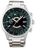 【Amazon.co.jp限定】 自動巻腕時計 万年カレンダー 海外モデル SEU07007FX メンズ オリエント画像①