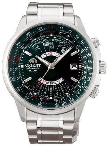 【Amazon.co.jp限定】 自動巻腕時計 万年カレンダー 海外モデル SEU07007FX メンズ オリエント