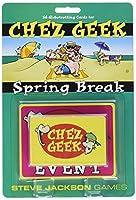 Chez Geek Spring Break Game [並行輸入品]