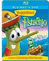 Veggie Tales: Pistachio - The Little Boy That Woodn't (Blu-ray/DVD Disc, 2012)
