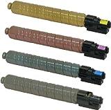 リコー imagio MP C3000 カラー4色セット リサイクル スポットトナー デジタルフルカラー複合機/コピー機FAX複写機印刷機用