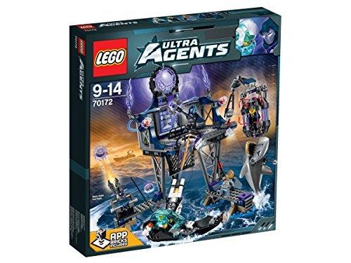 Lego Ultra-agent anti-matter of the portal hideout [並行輸入品]