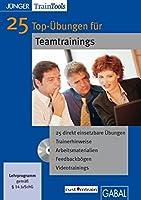 25 Top-Übungen für Teamtrainings/ MacOS 10.X.MS-Word ab Word 2000; Win 2003; 2000; 98
