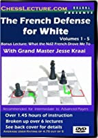 The French Defense for White - Chess Lecture - Volume 19 Chess DVD