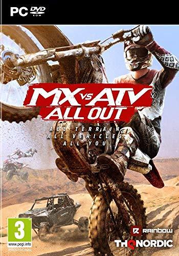 MX vs ATV All Out (UK Import) - PC [並行輸入品]