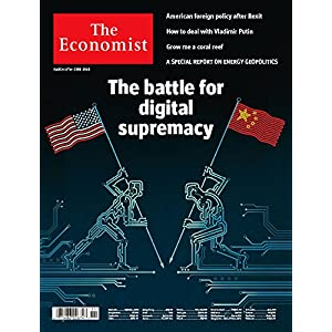 The Economist [UK] Ma 17 - 23 2018 (単号)