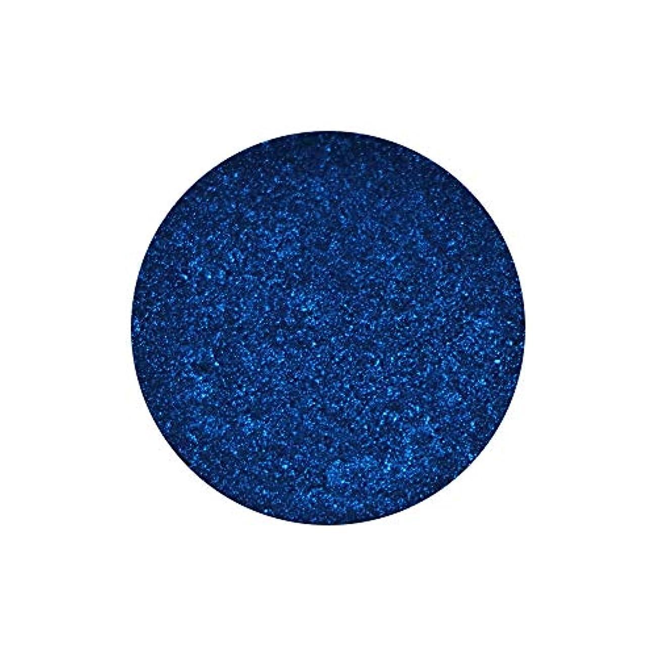 発明する輝度染料ネイルアート 寒色系カラーメタリックパウダー チップ付き【ライトブルー】ミラーパウダー クロムパウダー メタリックネイル