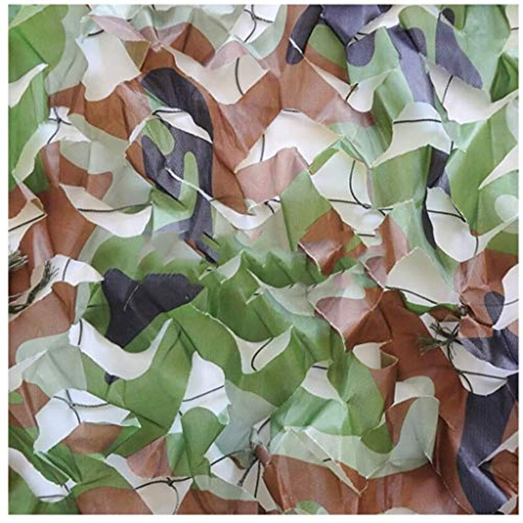 硬さ起こるウォーターフロントオーシャンモード迷彩屋外サンバイザー防塵写真バードウォッチング迷彩ネットレストランの装飾マルチサイズオプション(サイズ:4 * 5m) (サイズ さいず : 2*3m)