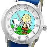 腕時計 バンドウォッチ ガールズ スヌーピー画像②