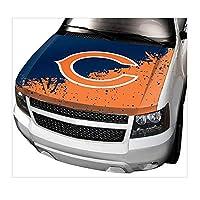 NFL公式ライセンス品のカーフードカバー。チームのProMark - Bears。