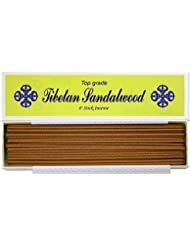 20cm Top Grade Tibetan Sandalwood Stick Incense - 100% Natural - J007Tr-r1