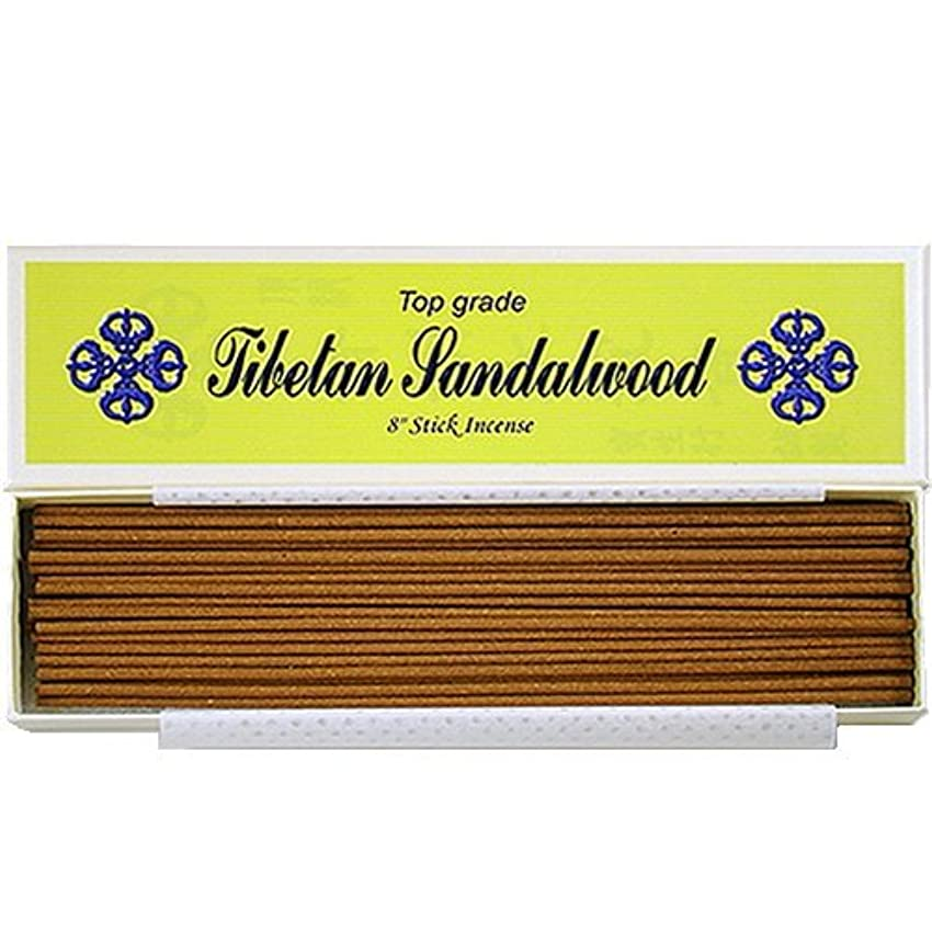 アサート航空いつでも8 Top Grade Tibetan Sandalwood Stick Incense - 100% Natural - J007Tr-r1 [並行輸入品]