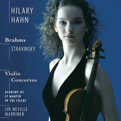 amazon music ヒラリー ハーンのviolin concerto in d major op 77