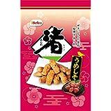 栗山米菓 92g渚あられ(うめしそ) 92g×12袋