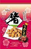 栗山米菓 92g渚あられ(うめしそ) 92g ×12袋