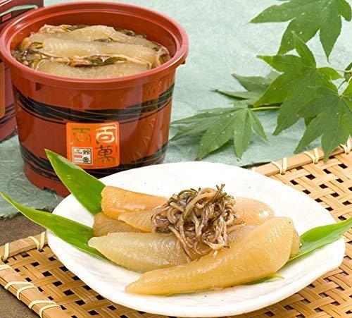 数の子松前漬 500g 朱樽 箱入り はるか 熟成醤油たれで漬け込んだこだわりの松前漬 贈り物に最適な北海道海の幸