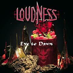 LOUDNESS「The power of truth」のジャケット画像