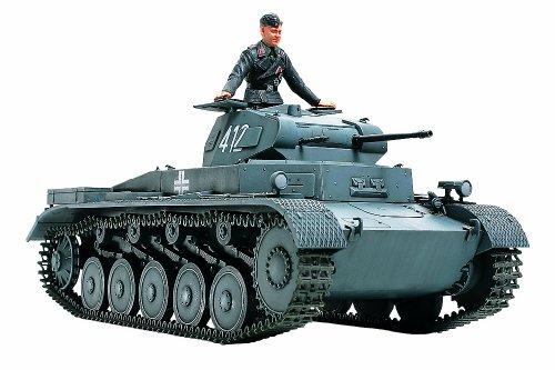 1/35 ミリタリーミニチュアシリーズ No.292 ドイツ II号戦車 A~C型 (フランス戦線)