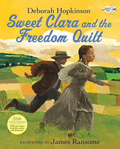 Sweet Clara and the Freedom Quilt (Reading Rainbow Books)の詳細を見る