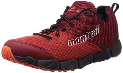[モントレイル] Montrail トレイルランニングシューズ FLUIDFLEX2 GM2157 660 (レッドダリア シーサルト/26.5cm)