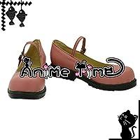 ●●サイズ選択可●●男性27.5CM MJR1637 コスプレ靴 ブーツ 東方Project 因幡てゐ いなばてゐ