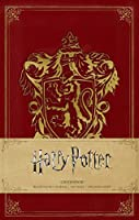 Harry Potter: Gryffindor Ruled Pocket Journal (Insights Journals)