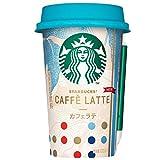 【冷蔵】スターバックス カフェラテ 200mlX10本