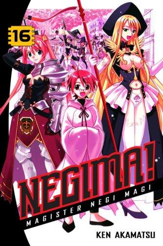 Download Negima! 16: Magister Negi Magi 0345499247