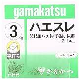 がまかつ(Gamakatsu) バラ ハエスレ(緑) 3