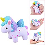 Anwish Unicorn Squishy Super Jumbo Slow Rising Rare Fun Toy