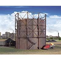 Walthers Cornerstone Series N Scale Gas Storage Tank 6-3/8