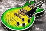 Gibson Custom Shop/Les Paul Custom Lightly Figured Iguana Burst ギブソン 2013年製