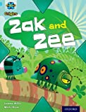 Project X Origins: Light Blue Book Band, Oxford Level 4: Bugs: Zak and Zee