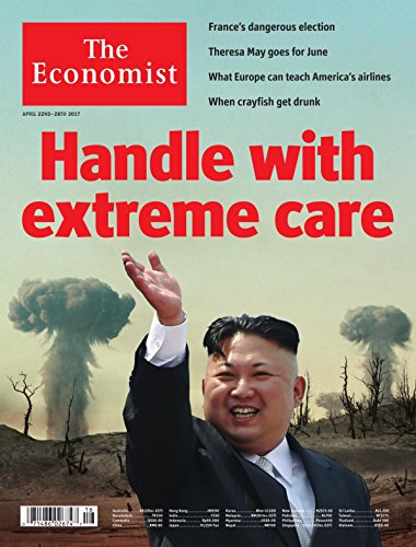 The Economist [UK] Ap 22 - 28 2017 (単号)