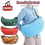 (チャムス)CHUMS ch60-0624-15fw バナナショルダースウェット/Banana Shoulder Sweat/CH60-0624 H/Teal