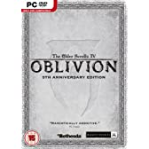 The Elder Scrolls IV Oblivion: 5th Anniversary Edition (Mastertronic) (PC・輸入版)